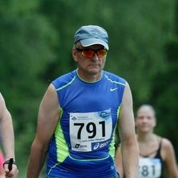 36. jooks ümber Pühajärve - Bogdan Prokopjuk (791)