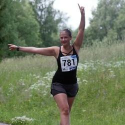 36. jooks ümber Pühajärve - Kati Kiipsaar (781)