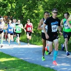 36. jooks ümber Pühajärve - Olari Orm (9), Kait Vahter (15), Taavi Ojaste (26), Morten Sætha (666)