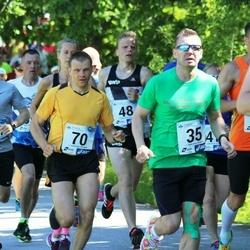 36. jooks ümber Pühajärve - Heimar Pehk (35), Sergei Bessonov (70)