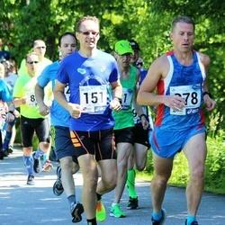36. jooks ümber Pühajärve - Toomas Piigli (151)