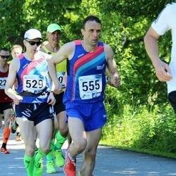 36. jooks ümber Pühajärve - Marek Luts (529)