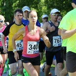 36. jooks ümber Pühajärve - Meril Beilmann (340)