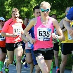 36. jooks ümber Pühajärve - Heidi Raju (635)
