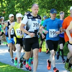 36. jooks ümber Pühajärve - Marko Pille (199), Aivar Juhandi (395)