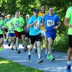 36. jooks ümber Pühajärve - Heigo Mansberg (101), Silver Ambos (123), Gunnar Koitne (163)