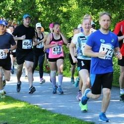 36. jooks ümber Pühajärve - Sean Paavo Krepp (464), Meriliis Kukk (473)
