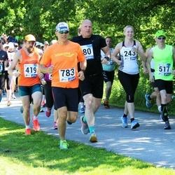 36. jooks ümber Pühajärve - Raul Andresson (783)