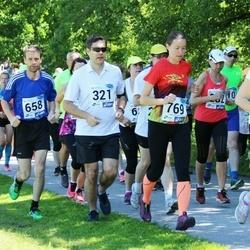36. jooks ümber Pühajärve - Eik Aab (321), Rauno Ruut (658), Kai Valtin (769)