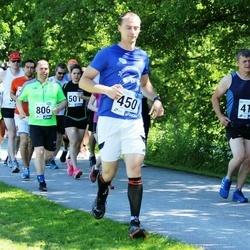 36. jooks ümber Pühajärve - Raido Kivikangur (450)