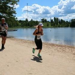 36. jooks ümber Pühajärve - Aare Kilp (207), Rebecca Kristelli Sitska (684)