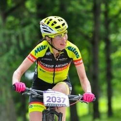 Kalevipoja Rattamaraton - Agnes Kukk (2037)