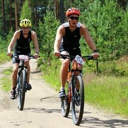 Sportland Kõrvemaa TRIATLON - Georgi Vinogradov (100), Kenneth Vallik (110)