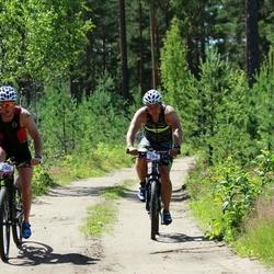 Sportland Kõrvemaa TRIATLON - Daniil ?aginov (246), Silver Rätsep (284)