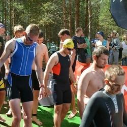 Sportland Kõrvemaa TRIATLON - Raimo Nikolajev (162), Vassili Ossipov (167)