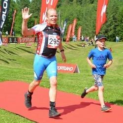Sportland Kõrvemaa TRIATLON - Meelis Uustalu (295)
