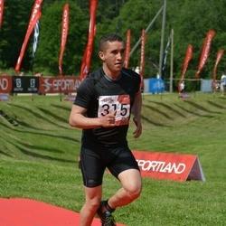 Sportland Kõrvemaa TRIATLON - Amass El Moussaoui (315)