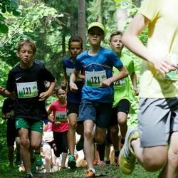 Vapramäe jooks - Kaare Johan Villem (121), Vähi Joonas (131)