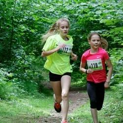 Vapramäe jooks - Movits Sandra (110), Pihlap Marie (112)