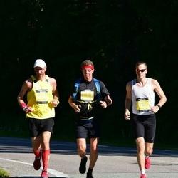 Viking Line Südasuve Maraton - Elion Sõber (65), Olev Vahemaa (74), Pekka Myllylä (114)