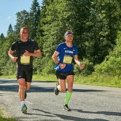 Viking Line Südasuve Maraton - Egon Mõek (36), Anass El Moussaoui (86)