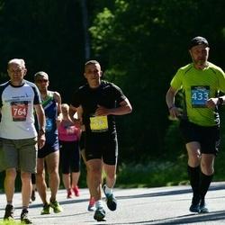 Viking Line Südasuve Maraton - Anass El Moussaoui (86), Alexander Burdyga (433)