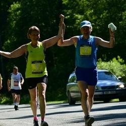 Viking Line Südasuve Maraton - Liubov Bogdanova (5), Igor Dudich (7)