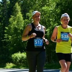 Viking Line Südasuve Maraton - Maria Proshkina (517), Jekaterina Shirobokova (538)