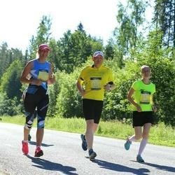 Viking Line Südasuve Maraton - Rene Luik (31), Terje Muuk-Adrat (35), Kaie Henno (89)