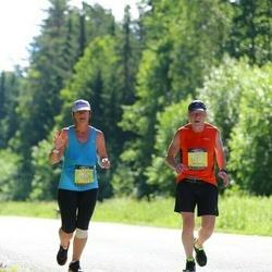 Viking Line Südasuve Maraton - Uno Õunapuu (82), Maie Alaots (84)