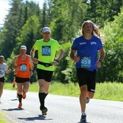 Viking Line Südasuve Maraton - Renee Kulbas (274), Mart Kajari (459)