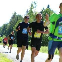 Viking Line Südasuve Maraton - Anass El Moussaoui (86), Jaanus Aas (200)