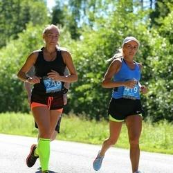 Viking Line Südasuve Maraton - Mari-Liis Kapstas (246), Karin Vähi (419)