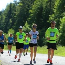 Viking Line Südasuve Maraton - Mait Mäesalu (316), Mirjam Mäesalu (317)
