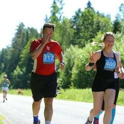 Viking Line Südasuve Maraton - Andres August Annsoo (212), Anastassia Turkina (400)