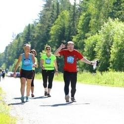 Viking Line Südasuve Maraton - Marko Leheste (287), Tiina Randmets (352), Margit Ohlau (507)
