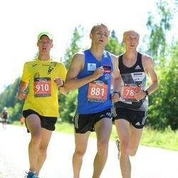 Viking Line Südasuve Maraton - Jaanus Kallaste (789), Taavi Kruut (881), Mardo Lundver (910)