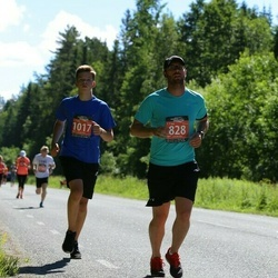 Viking Line Südasuve Maraton - Olga Khrennikova (818), Ako Randmaa (1017)