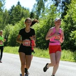 Viking Line Südasuve Maraton - Karit Kaasik (779), Adelina Zulfukarova (1087)