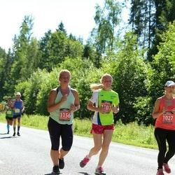 Viking Line Südasuve Maraton - Heddy Tiits (1101), Sirli Viru (1156)