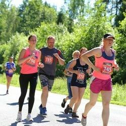 Viking Line Südasuve Maraton - Kelli Hanschmidt (745), Kelly Kangur (796)