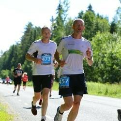 Viking Line Südasuve Maraton - Henri Kaarma (457), Marko Kruus (473)