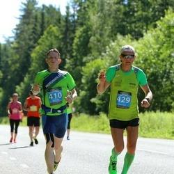 Viking Line Südasuve Maraton - Endre Varik (410), Guido Bergmann (429)