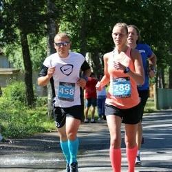 Viking Line Südasuve Maraton - Katrin Lehtpuu (288), Andre Kaaver (458)