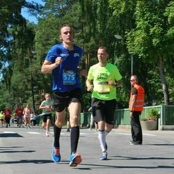 Viking Line Südasuve Maraton - Marko Tooming (68), Alo Viirmaa (575)