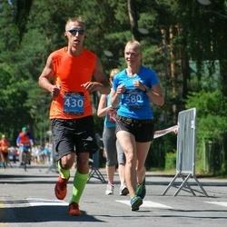 Viking Line Südasuve Maraton - Marko Bogoljubov (430), Ela Vulla (580)