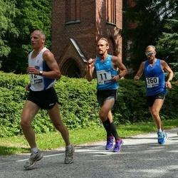 4. Suvejooks ümber Saadjärve - Lauri Luik (11), Ago Veilberg (12), Kait Vahter (260)