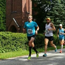 4. Suvejooks ümber Saadjärve - Kain Väljaots (18), Karel Tammjärv (258)