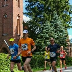 4. Suvejooks ümber Saadjärve - Kristjan Muld (50), Avo Kirsipuu (53)