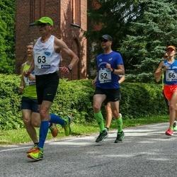 4. Suvejooks ümber Saadjärve - Raul Reiska (62), Toomas Toom (63), Silja Jürs (66)